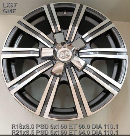 777 Новые диски Toyota R18 5/150 200, 100, Lx470, 570