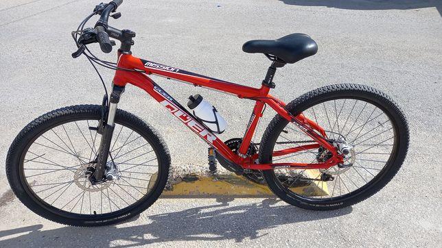 Bicicleta Quer,Punhos silicone verdes,impermeável,blusa e autocolantes