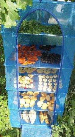 АКЦІЯ !!! АКЦІЯ!Сушка для сушіння риби,фруктів , 4 полиці розмір 40*40