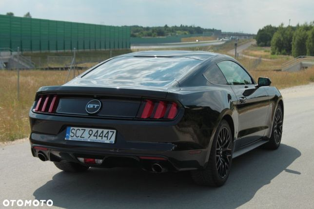 Ford Mustang Ford Mustang GT 5.0