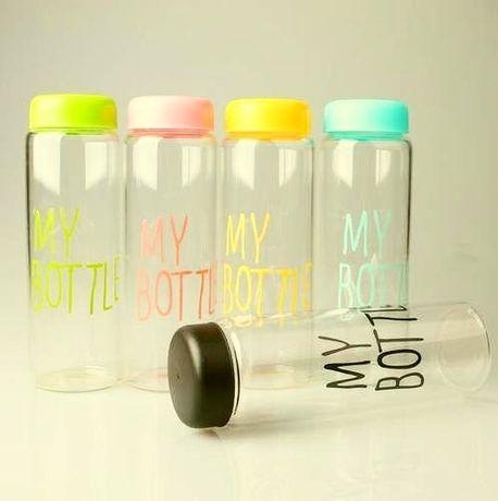 My Bottle — персональная бутылка для напитков