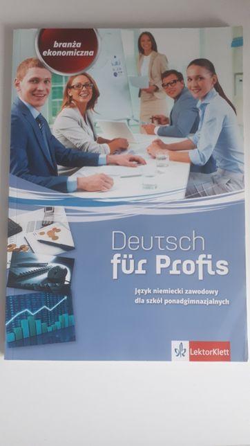 """""""Deutsch für Profits"""" branża ekonomiczna"""