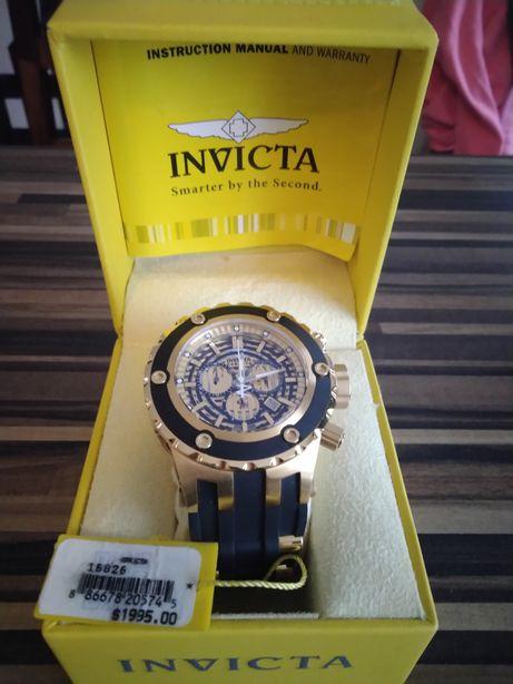 Zegarek INVICTA Rzadki model!! Wodoszczelny do 500m Zamienię, zamiana