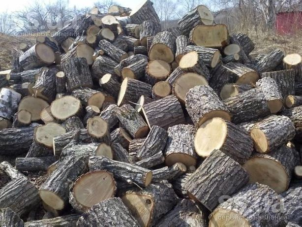 Продам дрова!!!Чурки или колотые