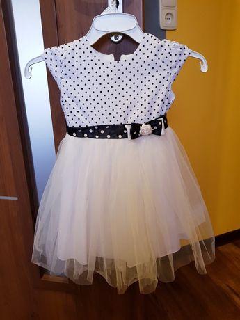 Śliczna sukienka dla ksieżniczki .