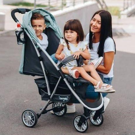 Современная и стильная прогулочная коляска Carrello Gloria 8506/1