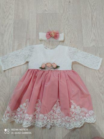 Детское шикарное платье 2000 руб