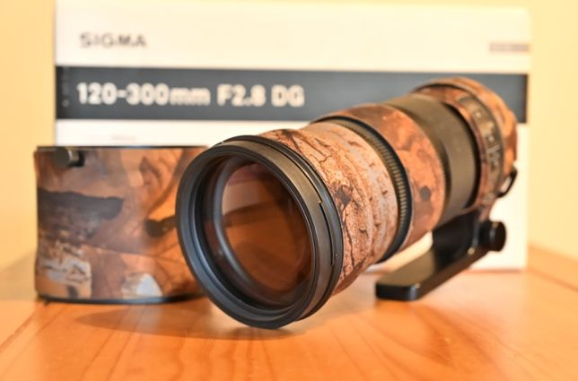 Obiektyw Sigma 120-300/2,8 DG OS Nikon