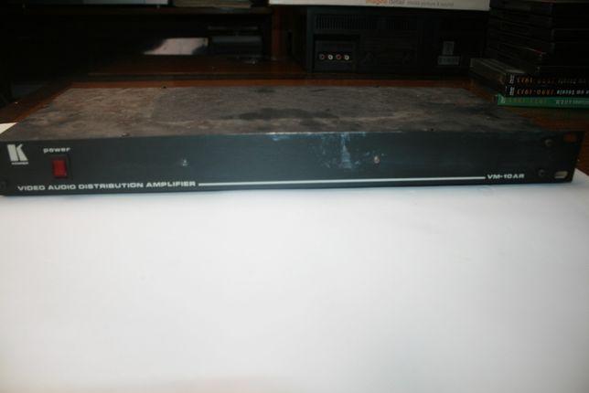 Kramer VM-10AR VM10AR Video Audio Distribution Amplifier - RARO