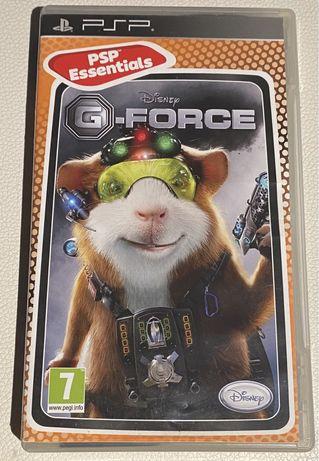 """Jogo PSP """"G-Force"""""""