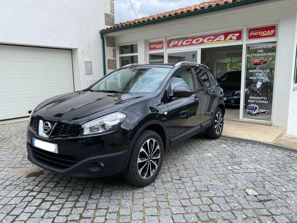 Nissan Qashqai dCi Tekna Sport Full Extras (GPS / Teto Pan. / Câmara)