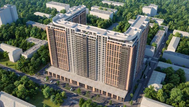 2-комнатная квартира в НОВОМ доме возле КИНОСТУДИИ на Гагарина!
