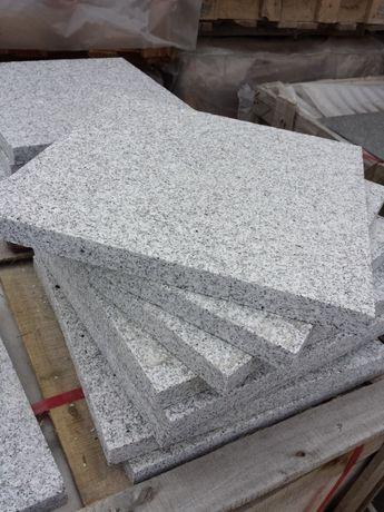 Granit - płytki, stopnice! Różne wykończenia i formaty. Taras, schody