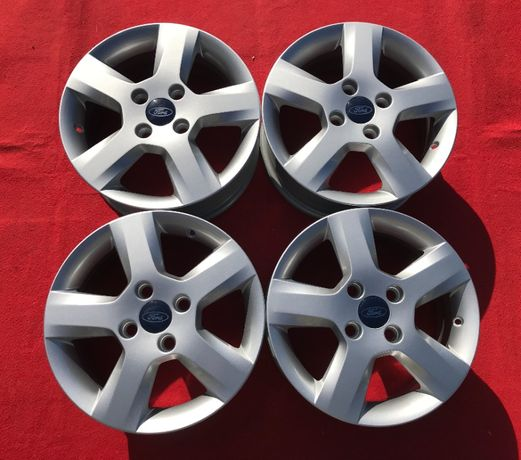 Jantes 15 4x108 Ford Fiesta