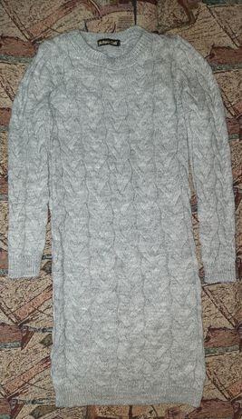 Платье вязаное,туника,свитер