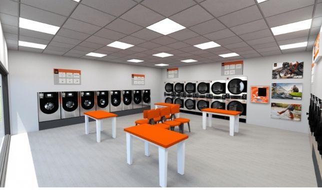 Self-service lavandaria O seu negócio futuro