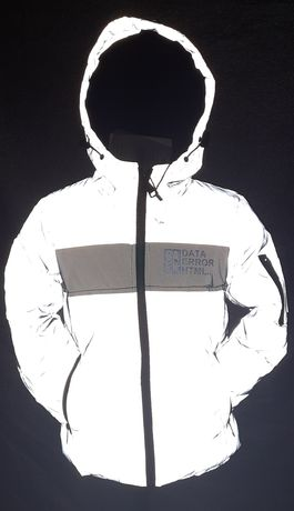 Светоотражающая , рефлекторная куртка на мальчика Еврозима .