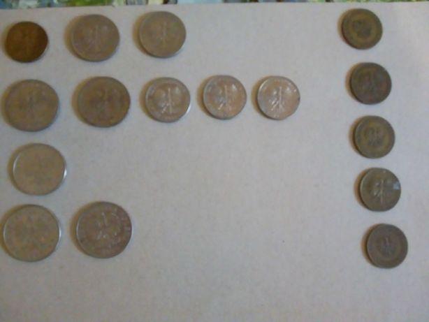Monety z lat 80 i 90