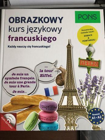 Francuski; Obrazkowy kurs języka francuskiego