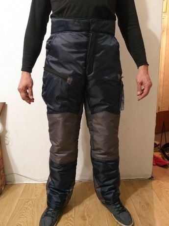Брюки утеплённые штаны штани теплі спецодяг рабочая одежда робочий одя