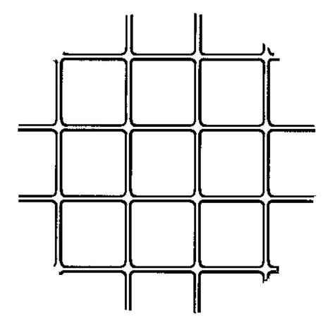 Siatka nierdzewna na grilla, klatki, design 20x2,0 mm