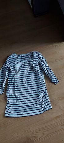 Zestaw ciążowy spodnie+bluzka
