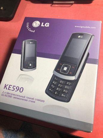 Мобильный телефон LG KE590