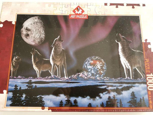 Art Puzzle 1000 - nowe