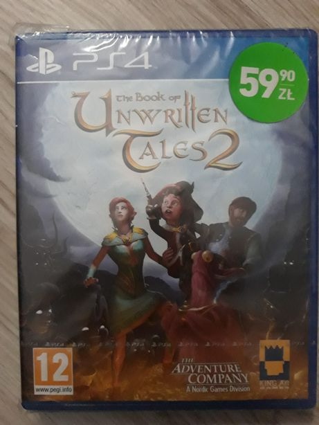 Gra PS4 The Book of Unwritten Cales 2
