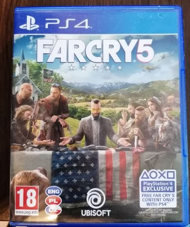 Far Cry 5 (PL) PS4