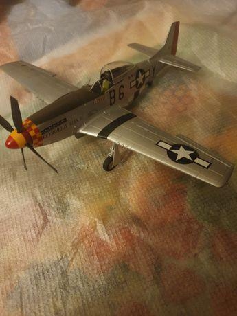 model samolotu North American P-51D Mustang