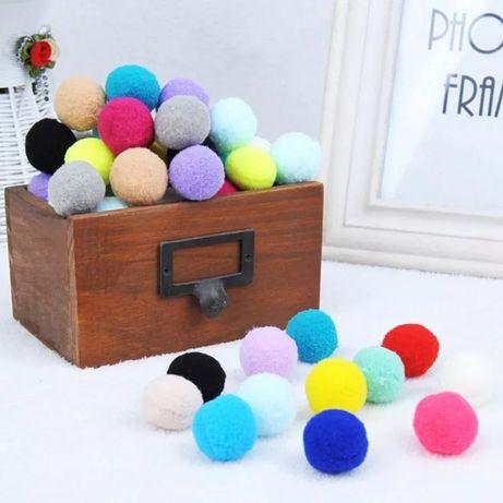 Мягкие мячики для котов