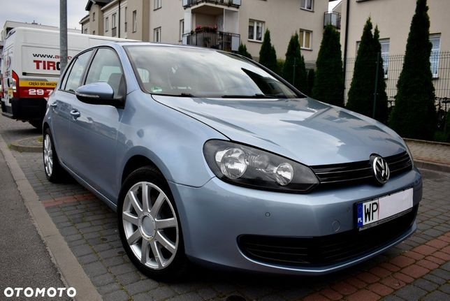 Volkswagen Golf Serwisowany