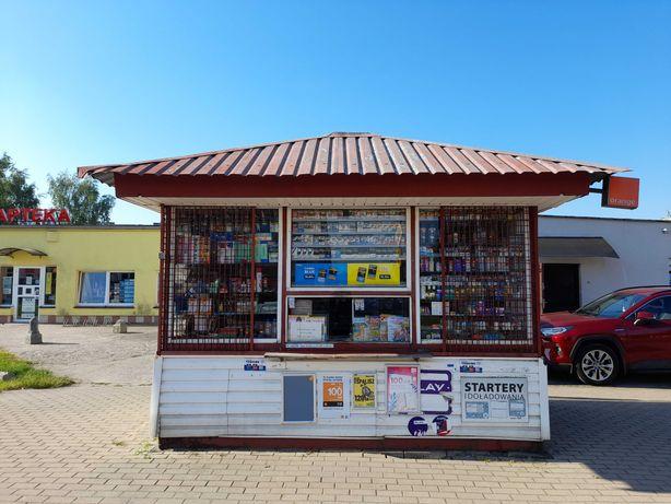 Sprzedam kiosk typu RUCH w Brzegu Dolnym
