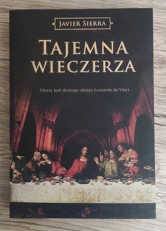 Książka Tajemna Wieczerza Javier Sierra