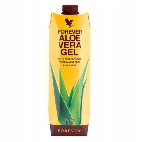 Forever Aloe Vera Gel żel sok z aloesu 1l dieta