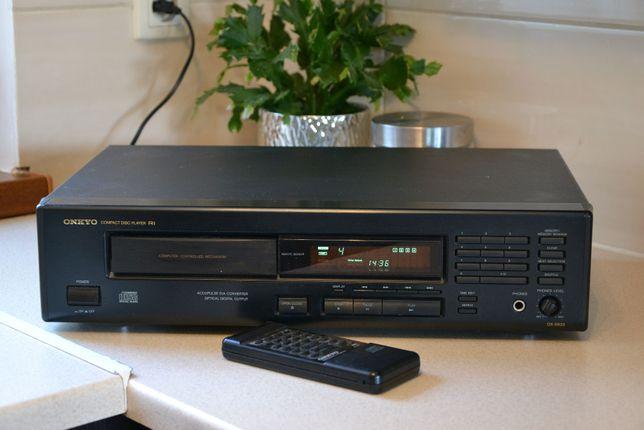 Onkyo DX-6920 odtwarzacz cd z pilotem