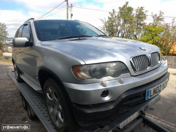 Peças BMW X5 3.0d