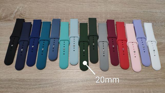 Bracelete Huawei GT/GT2, Xiaomi Amazfit Bip, GTS, GTR, Stratos NOVAS!