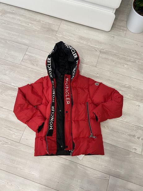 Moncler kurtka dziecieca zimowa ocieplana puchowa kurtka dla dziecka