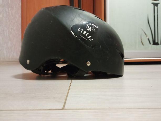 Шлем-KLS Jumper чорный.