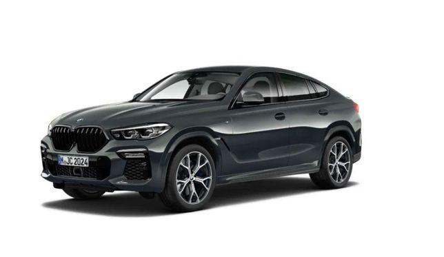 BMW X6 BMW X6 xDrive 30d M Pakiet bogate wyposaż od ręki Kraków Dealer BMW