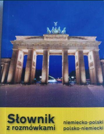 Okazja! Niska cena! Mini słownik z rozmówkami Polska-Niemcy