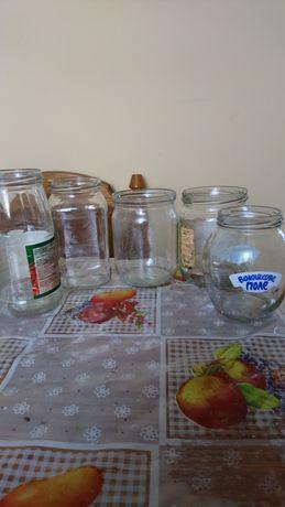 Скляні банки (слоїки)
