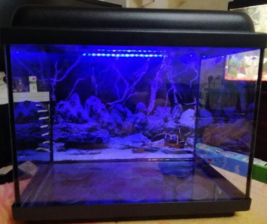 Продам аквариум на 25л