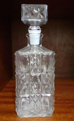 Продам скляний набор для віски