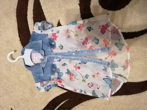 Сорочка на дівчинку