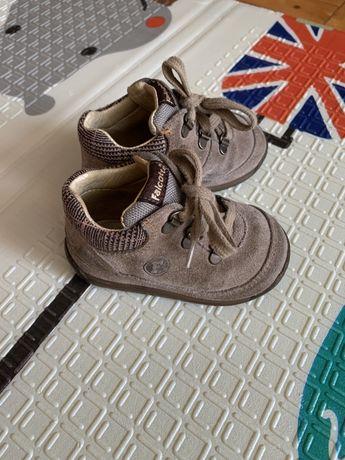 Детские демисезонные ботиночки Falcotto