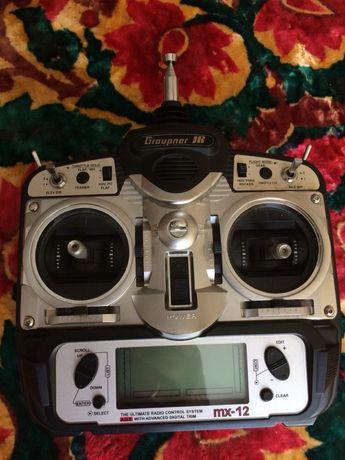 Graupner/JR mx-12 FM 35