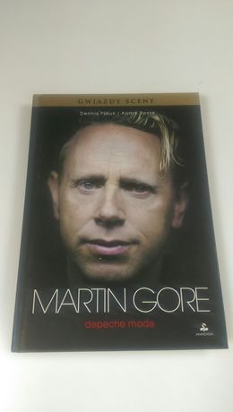 Martin Gore. Depeche Mode. Gwiazdy sceny. Nowa.